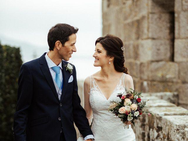 La boda de Alexander y Victoria en Baiona, Pontevedra 55