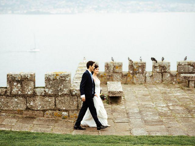 La boda de Alexander y Victoria en Baiona, Pontevedra 58