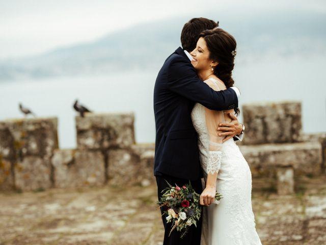 La boda de Alexander y Victoria en Baiona, Pontevedra 59