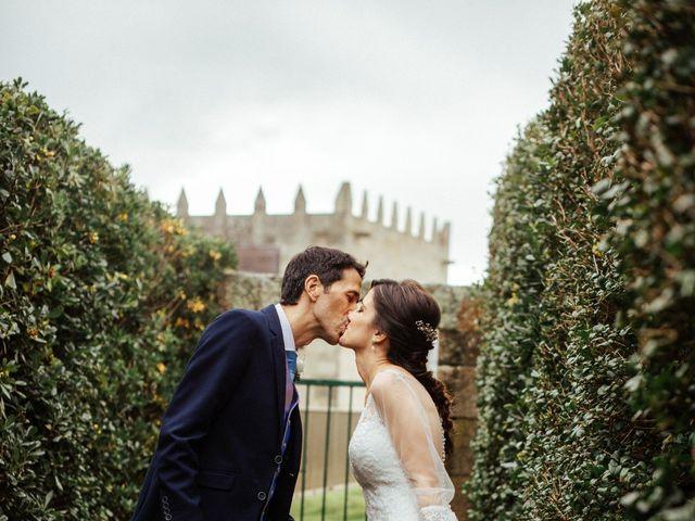 La boda de Victoria y Alexander