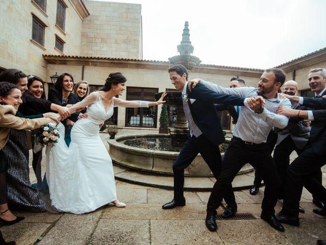La boda de Alexander y Victoria en Baiona, Pontevedra 81