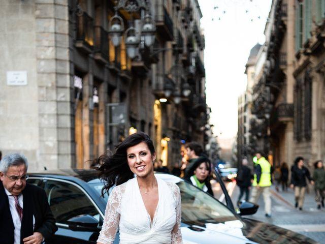 La boda de Borja y Georgina en Barcelona, Barcelona 3