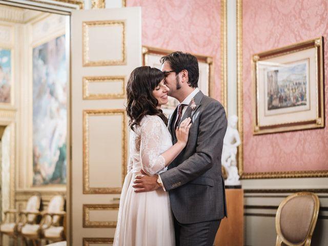 La boda de Borja y Georgina en Barcelona, Barcelona 1