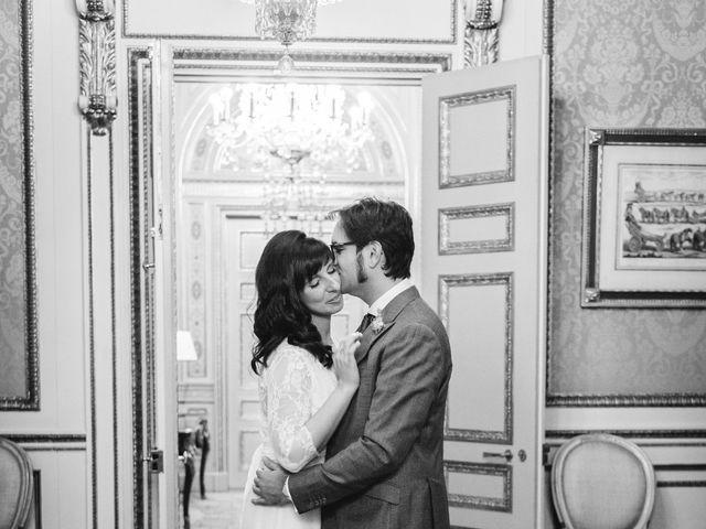 La boda de Borja y Georgina en Barcelona, Barcelona 7