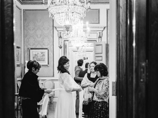La boda de Borja y Georgina en Barcelona, Barcelona 13