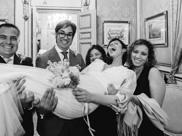 La boda de Borja y Georgina en Barcelona, Barcelona 16