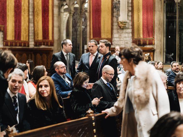La boda de Borja y Georgina en Barcelona, Barcelona 17