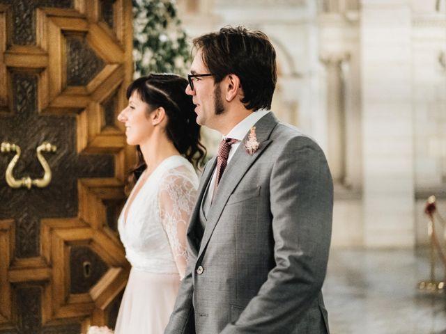 La boda de Borja y Georgina en Barcelona, Barcelona 19
