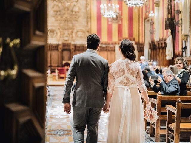 La boda de Borja y Georgina en Barcelona, Barcelona 20