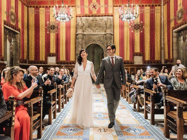 La boda de Borja y Georgina en Barcelona, Barcelona 21