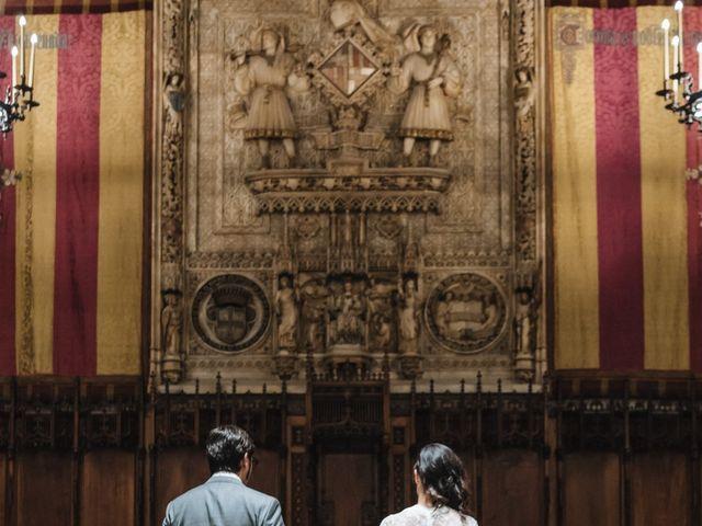 La boda de Borja y Georgina en Barcelona, Barcelona 22