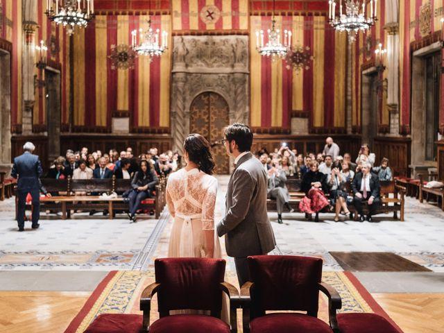 La boda de Borja y Georgina en Barcelona, Barcelona 23