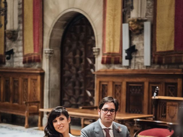 La boda de Borja y Georgina en Barcelona, Barcelona 24
