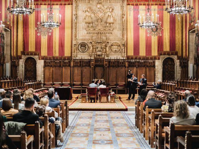 La boda de Borja y Georgina en Barcelona, Barcelona 25