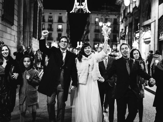 La boda de Borja y Georgina en Barcelona, Barcelona 37