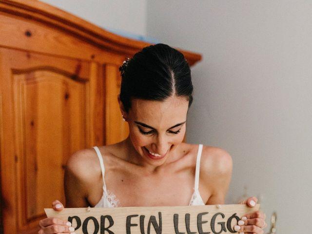La boda de Carlos y Isabel en Caracuel De Calatrava, Ciudad Real 10