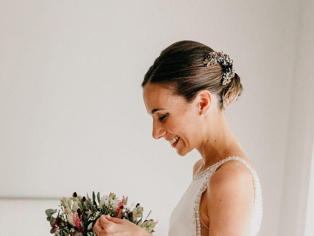 La boda de Carlos y Isabel en Caracuel De Calatrava, Ciudad Real 24