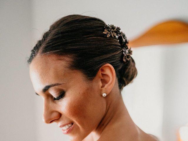 La boda de Carlos y Isabel en Caracuel De Calatrava, Ciudad Real 28