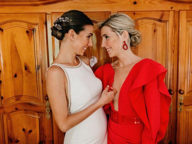 La boda de Carlos y Isabel en Caracuel De Calatrava, Ciudad Real 29