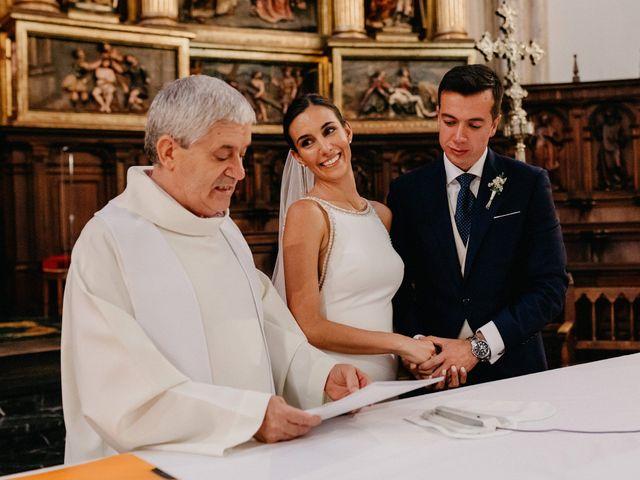 La boda de Carlos y Isabel en Caracuel De Calatrava, Ciudad Real 49