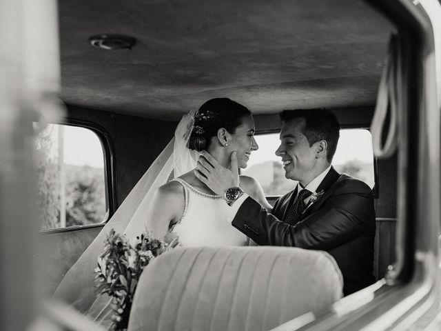 La boda de Carlos y Isabel en Caracuel De Calatrava, Ciudad Real 62