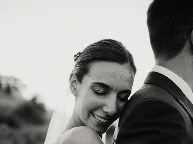 La boda de Carlos y Isabel en Caracuel De Calatrava, Ciudad Real 76