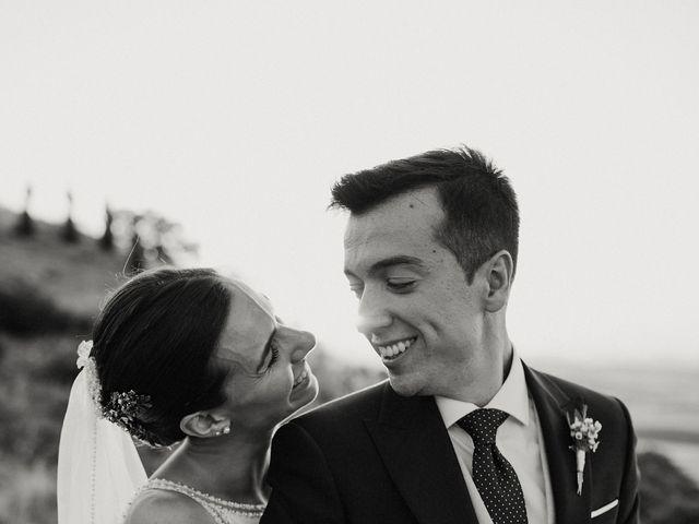 La boda de Carlos y Isabel en Caracuel De Calatrava, Ciudad Real 79