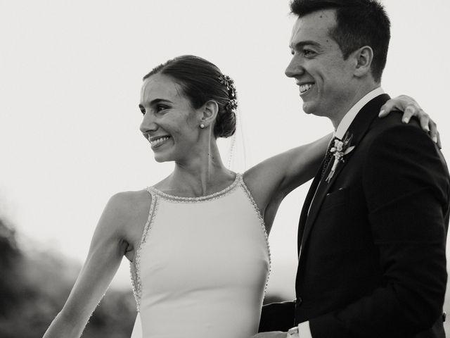 La boda de Carlos y Isabel en Caracuel De Calatrava, Ciudad Real 82