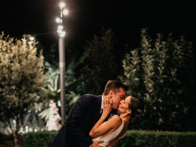 La boda de Carlos y Isabel en Caracuel De Calatrava, Ciudad Real 92