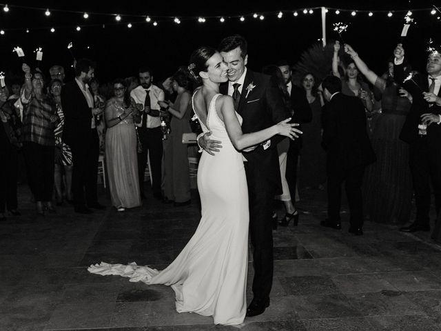 La boda de Carlos y Isabel en Caracuel De Calatrava, Ciudad Real 99