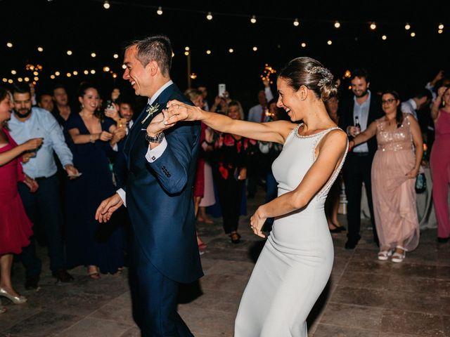 La boda de Carlos y Isabel en Caracuel De Calatrava, Ciudad Real 101