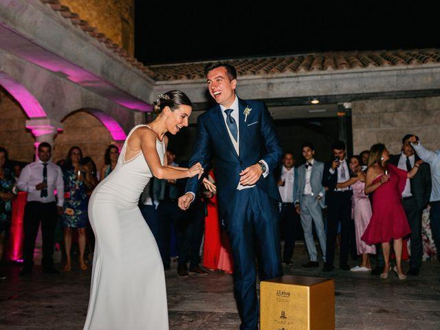 La boda de Carlos y Isabel en Caracuel De Calatrava, Ciudad Real 103