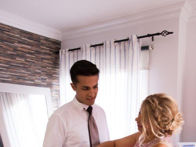 La boda de Kevin y Sara en La Orotava, Santa Cruz de Tenerife 14