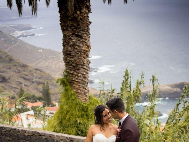 La boda de Kevin y Sara en La Orotava, Santa Cruz de Tenerife 16