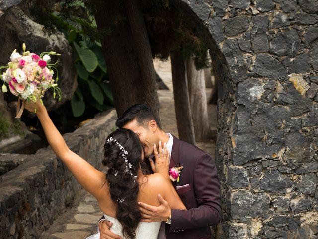 La boda de Kevin y Sara en La Orotava, Santa Cruz de Tenerife 20