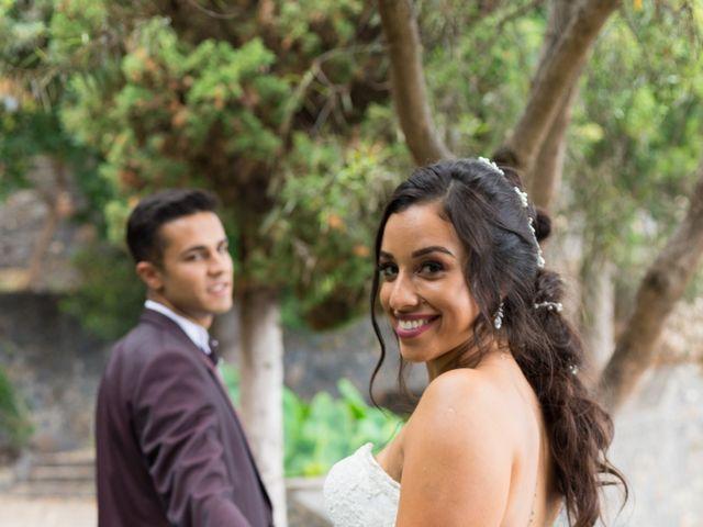 La boda de Kevin y Sara en La Orotava, Santa Cruz de Tenerife 21