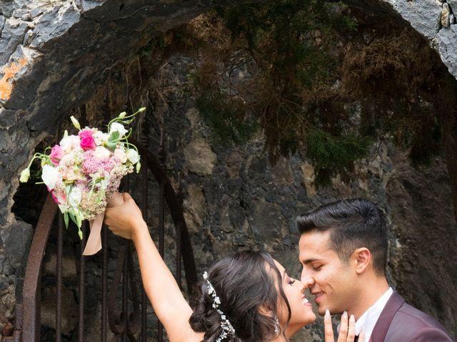 La boda de Kevin y Sara en La Orotava, Santa Cruz de Tenerife 23