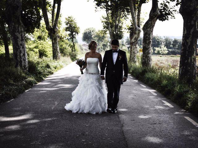 La boda de Rebeca y Felipe