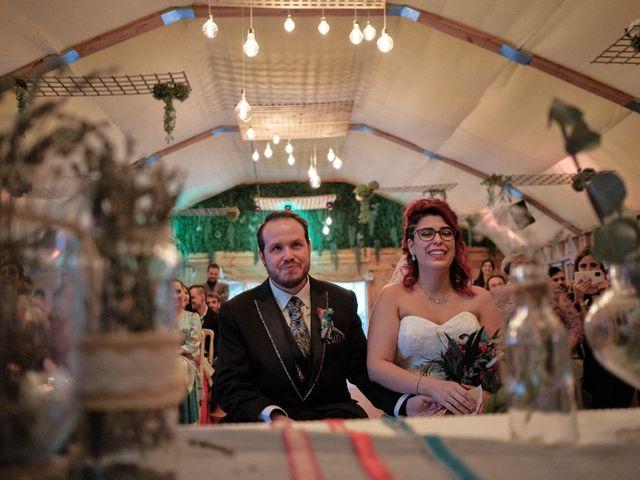 La boda de Rubén y Sarita en Illescas, Toledo 18