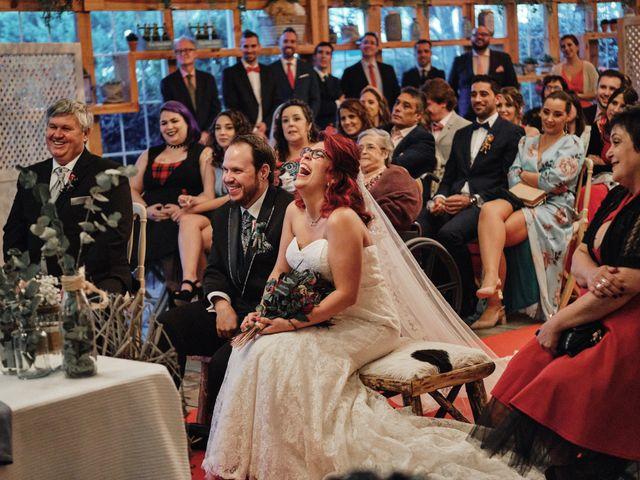 La boda de Rubén y Sarita en Illescas, Toledo 19