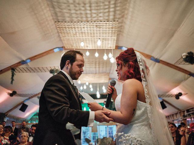 La boda de Rubén y Sarita en Illescas, Toledo 20