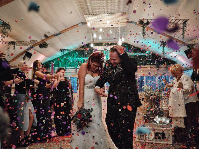 La boda de Rubén y Sarita en Illescas, Toledo 22