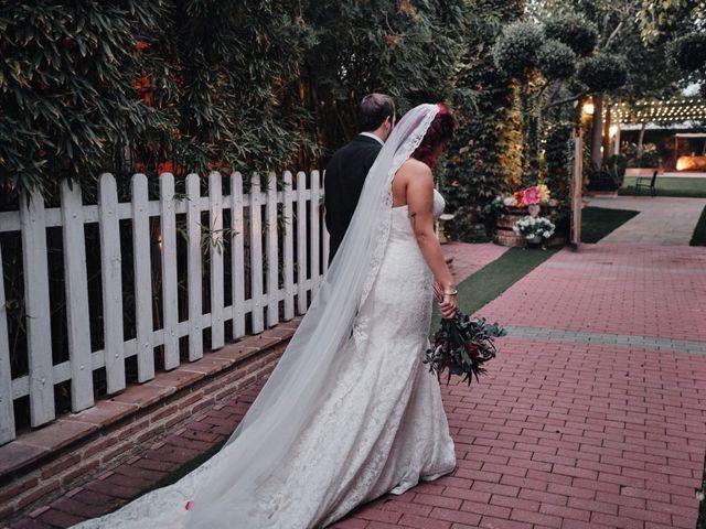 La boda de Rubén y Sarita en Illescas, Toledo 23