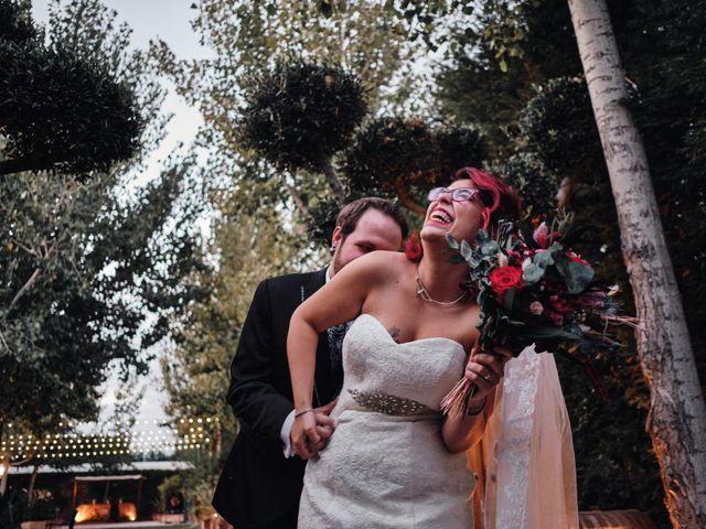La boda de Rubén y Sarita en Illescas, Toledo 24