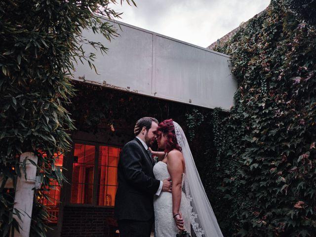La boda de Sarita y Rubén