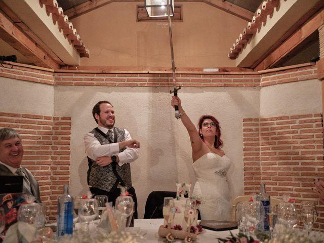 La boda de Rubén y Sarita en Illescas, Toledo 28