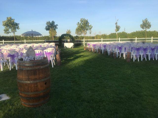 La boda de Yae y Alin en Matapozuelos, Valladolid 39
