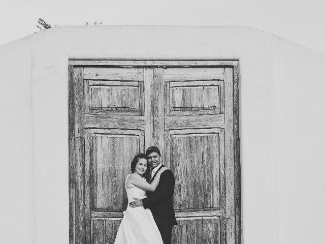 La boda de Guille y María  en Onil, Alicante 57
