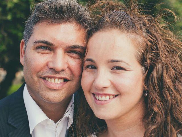 La boda de Guille y María  en Onil, Alicante 58