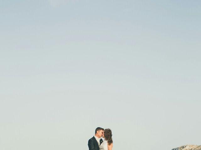 La boda de Guille y María  en Onil, Alicante 61